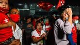 Partai Liga Demokrasi Nasional (NLD) dan tokohnya, Aung San Suu Kyi, diperkirakan bakal kembali menguasai suara dalam pemilu kali ini sama seperti 2015.