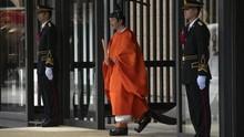 Putra Mahkota Jepang Restui Pernikahan Putri Mako