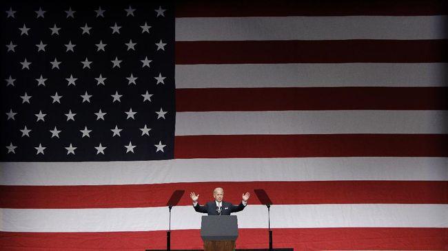 FOTO: Sepak Terjang Joe Biden hingga jadi Presiden AS