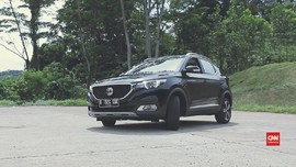 VIDEO: Menjajal MG, Mobil Blasteran Eropa-China