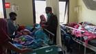 VIDEO: Usai Makan Bubur 46 Santri Keracunan