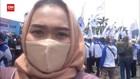 VIDEO: Vlog Buruh Kembali Berunjuk Rasa Tolak Omnibus Law