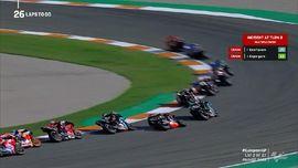 VIDEO: Detik-detik Kecelakaan Aneh Quartararo di MotoGP Eropa