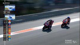 VIDEO: Marquez Nyaris Tabrak Dovizioso di MotoGP Eropa