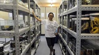 Evy Ayu Arida, Penyuka Sastra yang Jadi Peneliti Komodo