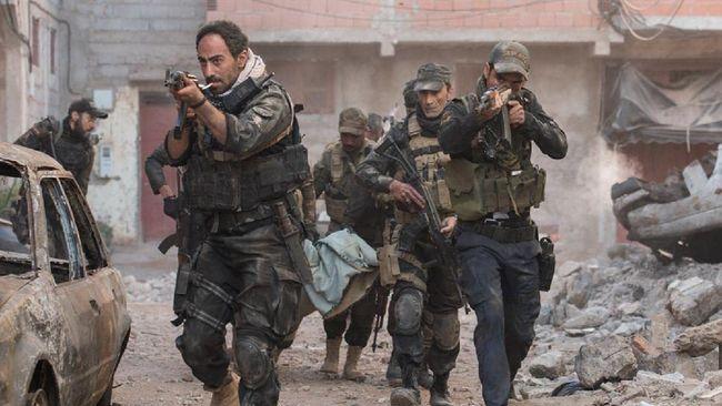 Banyak ancaman kekerasan dari pihak yang mengaku sebagai anggota serta loyalis ISIS kepada pemain dan kru film Mosul.