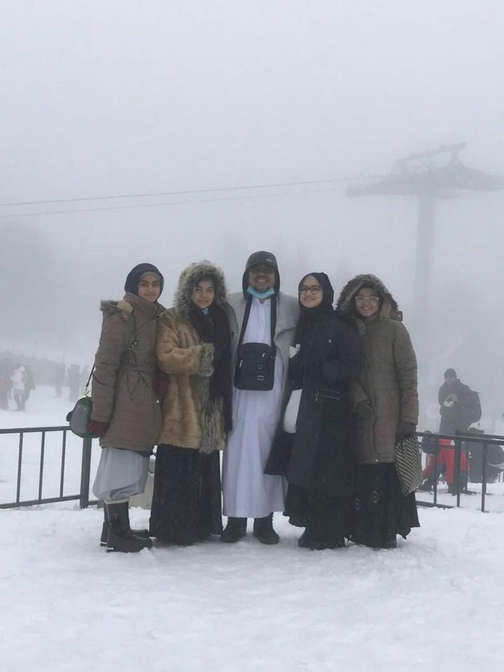 Habib Rizieq dan Keluarga