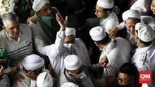 Rizieq Shihab Keluar dari RS Ummi Bogor Berujung Perkara