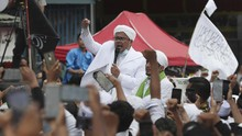Politikus PDIP Minta Rizieq Shihab Kooperatif Jalani Swab
