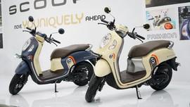 Honda Scoopy Meluncur, Ganti Rangka Seperti Genio dan Beat