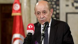 Menlu Prancis Kunjungi Mesir Demi Redakan Tensi dengan Muslim