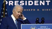 Biden jadi Presiden Pertama AS Raih 80 Juta Suara Pemilu