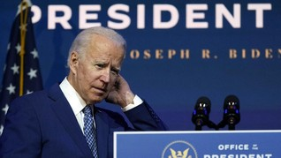 Washington Siaga Protes Bersenjata Jelang Pelantikan Biden