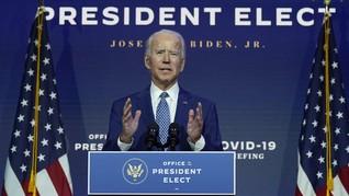 Atasi Corona, Biden Bakal Suntik US$1,5 T ke Ekonomi AS