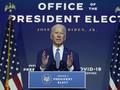 Joe Biden Divaksin Corona Senin