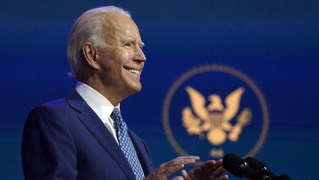 Presiden AS terpilih Joe Biden mengungkap program 100 hari saat menjabat yakni mengharuskan penggunaan masker dan menunjuk kembali Dr. Anthony Fauci.