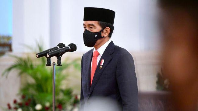 Presiden Jokowi kembali melantik Nadiem Makaram sebabagi Mentedikbud Ristek dan Bahlil Lahadalia sebagai Menteri Investasi.