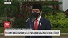 VIDEO: Jokowi Anugerahkan Gelar Pahlawan Nasional