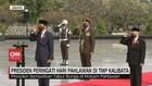 VIDEO: Jokowi Peringati Hari Pahlawan di TMP Kalibata