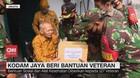 VIDEO: Sambut Hari Pahlawan, Kodam Jaya Beri Bantuan Veteran