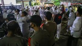 Kerumunan Rizieq Disidik, FPI Minta Polisi Tak Tebang Pilih