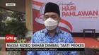 VIDEO: Massa Rizieq Shihab Diimbau Taat Prokes