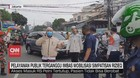 VIDEO: Massa Rizieq Penuhi Jalan, Pelayanan Publik Terganggu