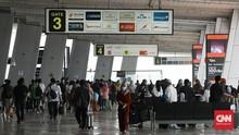 Penumpang Pesawat Domestik Anjlok 62,88 Persen Pada Januari