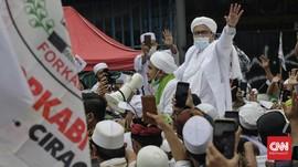 Rizieq Shihab Akui Acara di Petamburan Langgar Prokes