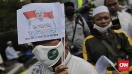 Petinggi FPI Ajak Pakai Kaus Rizieq Shihab pada 2 Desember