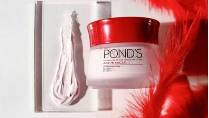 Pond's Age Miracle, Rangkaian Skincare untuk Kulit Lebih Muda Anti Keriput
