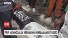 VIDEO: Pria Meninggal di Kerumunan Massa Sambut Rizieq