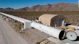 Virgin Hyperloop, Kapsul Supercepat Sukses Uji Bawa Penumpang