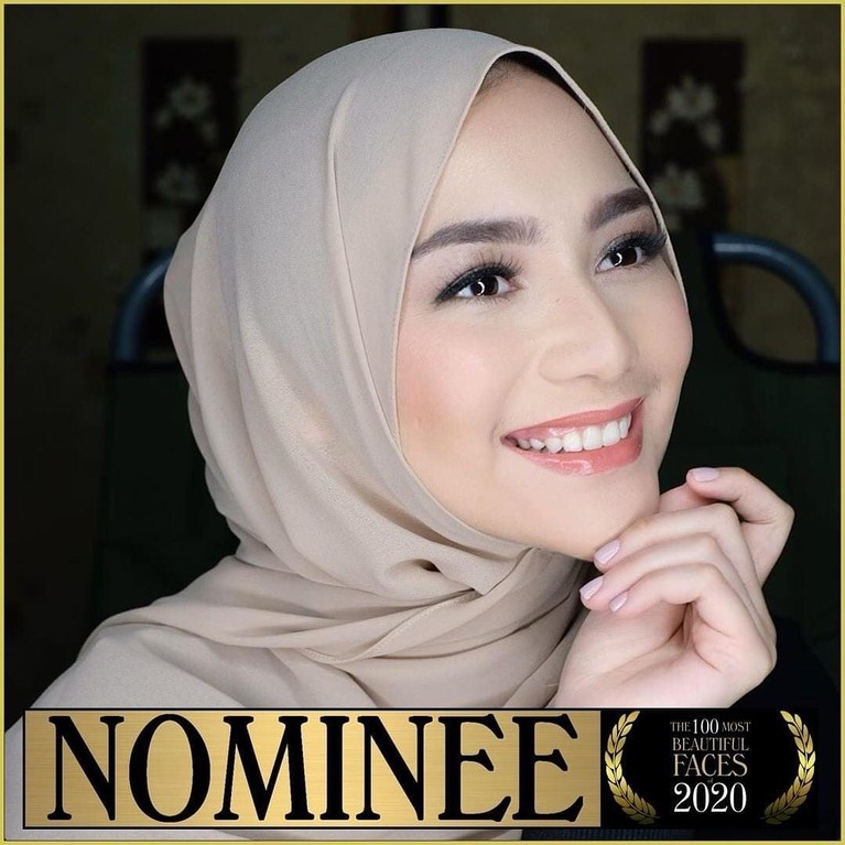 100 Most Beautiful Faces 2020