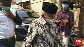 Amien Rais Surati Kapolri, Minta Rizieq Shihab Dibebaskan