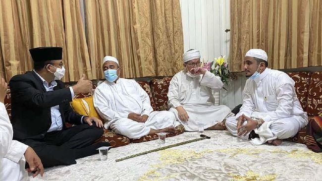 Gubernur Jakarta Anies Baswedan menegaskan sanksi Rp50 juta terhadap Rizieq Shihab merupakan bentuk keseriusan DKI menerapkan protokol kesehatan.