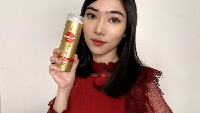 Colagen dan Gingseng, 2 Kandungan Sunsilk Super Shampoo untuk Atasi Masalah Kerontokan!