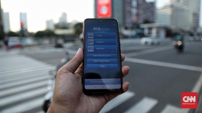 Sempat terganggu sekitar 10 menit, aplikasi mobile banking (m-banking) BCA sudah beroperasi kembali.