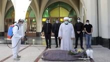 Iran Masuk Gelombang Empat Infeksi Virus Corona