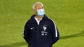 Euro 2020: Mbappe dan Giroud Berantem, Deschamps Turun Tangan