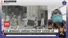 VIDEO: 13 Jemaah Umrah Indonesia Positif Covid-19