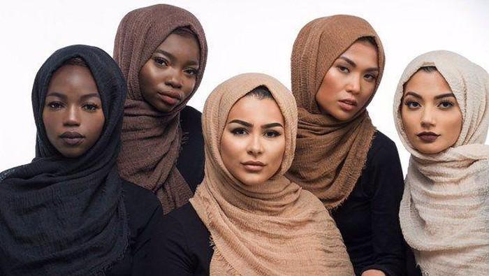 5 Gaya Pashmina Crinkle, Hijab Anti Kusut dan Kekinian yang Cocok untuk Anak Muda
