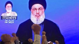 Pemimpin Hizbullah Bahagia Trump Kalah di Pilpres AS