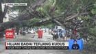 VIDEO: Hujan Badai Terjang Kudus