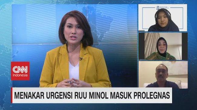 VIDEO: Menakar Urgensi RUU Minol Masuk Prolegnas