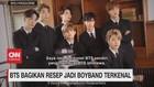 VIDEO: BTS Bagikan Resep Jadi Boyband Terkenal