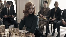 The Queen's Gambit Pecahkan Rekor Serial Terbatas di Netflix