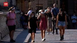 VIDEO: Kasus Covid-19 di Italia Tembus 1 Juta Lebih