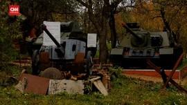 VIDEO: Melihat Museum Tank Perang Dunia II di Rusia