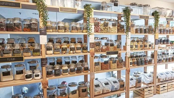 Bulk Store, Supermarket Kekinian yang Beri Pengalaman Berbeda Saat Berbelanja